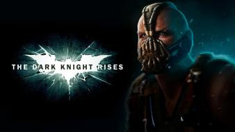 Bane the dark knight rises cities villain wallpaper