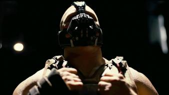 Batman dc comics bane the dark knight rises wallpaper