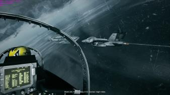 Battlefield 3 jet wallpaper