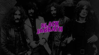 Black sabbath heavy metal ozzy osbourne tony iommi Wallpaper