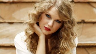 Blondes blue eyes taylor swift celebrity singers Wallpaper