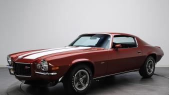 Cars chevrolet camaro z28 classic muscle car Wallpaper