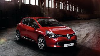 Cars renault clio colors wallpaper
