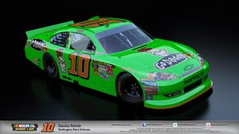 Danica patrick chevrolet impala nascar the game Wallpaper
