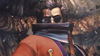 Final fantasy video games auron x wallpaper