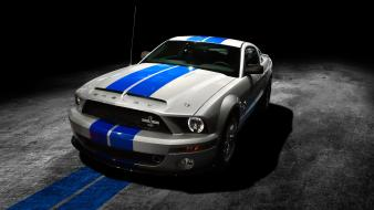 Ford mustang shelby gt500 muscle car wallpaper