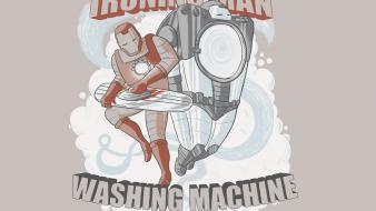 Iron man humor parody war machine artwork wallpaper
