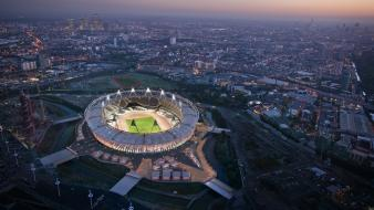 London stadium cities olympic games olympics 2012 wallpaper