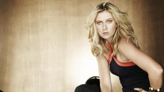 Maria sharapova high heels motorbikes tennis players wallpaper