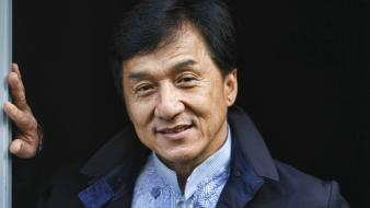 Men asians jackie chan smiling actors wallpaper
