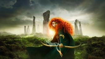 Movies fantasy art brave wallpaper