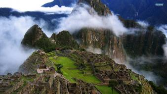 Nature machu picchu sanctuary Wallpaper