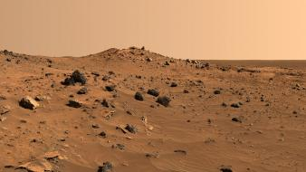 Nature outer space planets mars nasa curiosity Wallpaper
