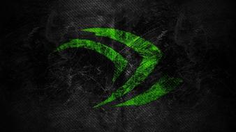Nvidia scratches claws wallpaper