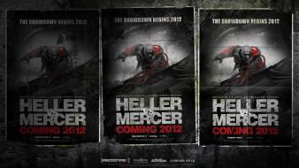 Prototype 2 (video game) james heller wallpaper
