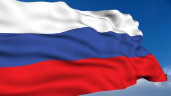 Russia flags russian federation tricolor russians wallpaper