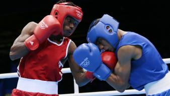 Sports boxing olympics 2012 wallpaper