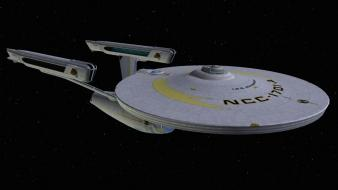 Star trek spaceships wallpaper