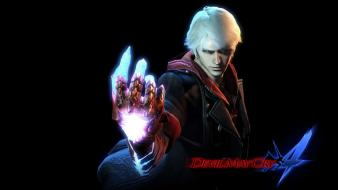 Video games devil may cry nero wallpaper