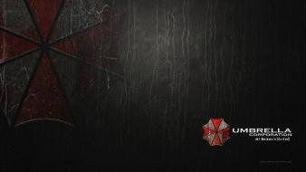 Video games resident evil umbrella corp. game wallpaper