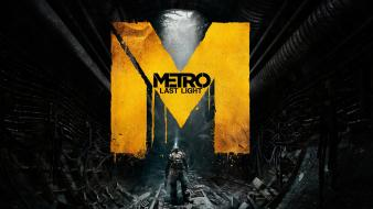 Video metro last light game wallpaper