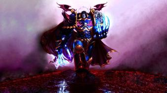 Warhammer chaos space marine Wallpaper