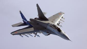 Aircraft russia air force mig-35 fulcrum-f Wallpaper