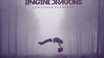 Album covers imagine dragons continued silence Wallpaper