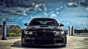 Bmw cars hdr photography wallpaper