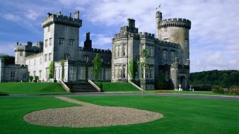 Castles ireland ennis clare castle wallpaper