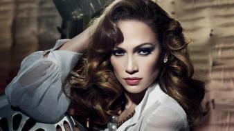Celebrity jennifer lopez dancer television vogue magazine wallpaper