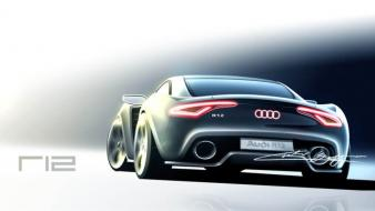 Coupe sports luxury sport german future auto Wallpaper