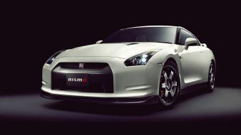 Dark cars nissan vehicles nismo gtr spec-v wallpaper