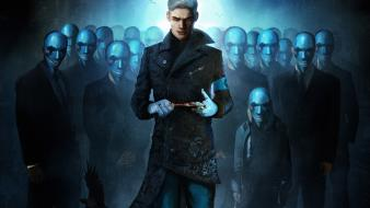 Devil may cry vergil 5 dmc wallpaper