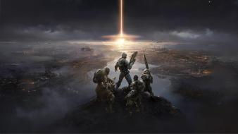 End of the world artwork dust 514 wallpaper