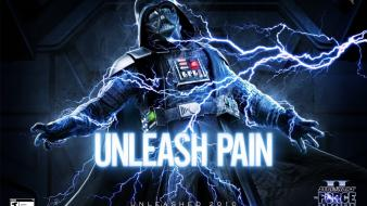 Fantasy art artwork wars: the force unleashed wallpaper