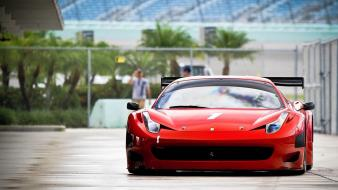 Ferrari 458 italia racing coupe novitec rosso wallpaper