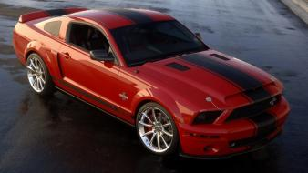 Ford mustang super snake shelby gt500 wallpaper