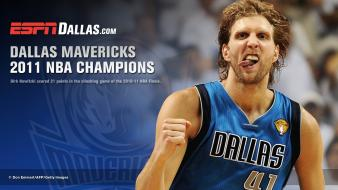 Nba champions dirk nowitzki dallas mavericks wallpaper