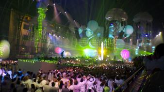 Party sensation white david guetta 2010 wallpaper