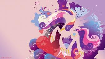 Ponies pony: friendship is magic princess cadence wallpaper