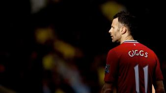 Soccer manchester united fc ryan giggs premier league wallpaper