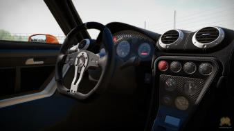 Video games dashboards project cars wallpaper