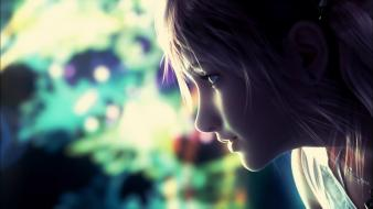 Video games final fantasy xiii serah farron xiii-2 wallpaper