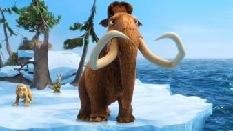 Video games ice age Wallpaper