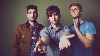 Awesome face pop punk foster the people wallpaper