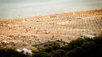 Beach summer seaside lignano wallpaper