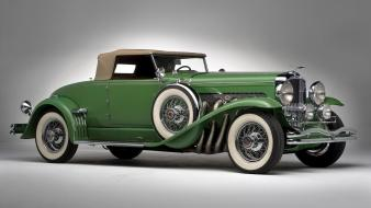 Cars convertible coupe duesenberg wallpaper