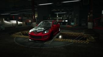 Cars mazda need for speed world garage nfs Wallpaper