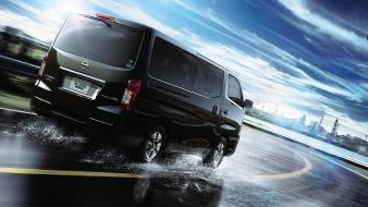 Cars nissan van (vehicle) nv350 caravan Wallpaper